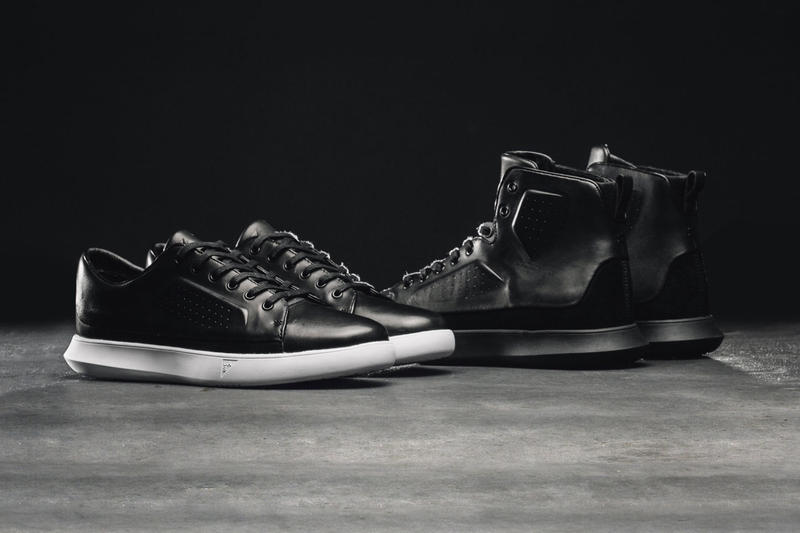 "Tim Coppens x UAS ""Club"" Footwear Collection"