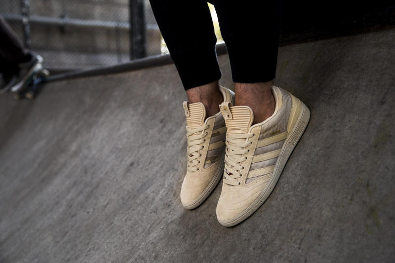 sports shoes 856fe 24b08 A Closer Look at the UNDEFEATED x adidas Consortium Busenitz