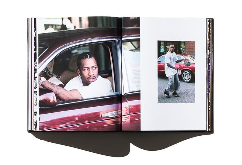 Allen Iverson Photo Book Gary Land UNDEFEATED
