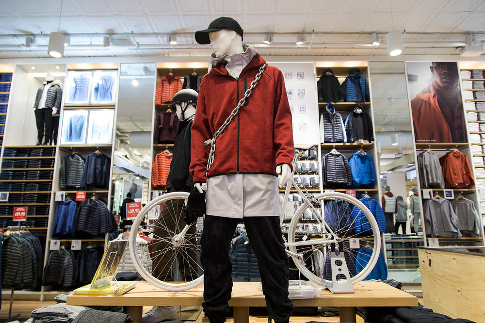 Uniqlo SoHo New Store Renovation 10 Year Anniversary New Tokyo