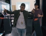 Usher Visits KITH to Talk the Cleveland Cavaliers, Performing for Michael Jordan & More