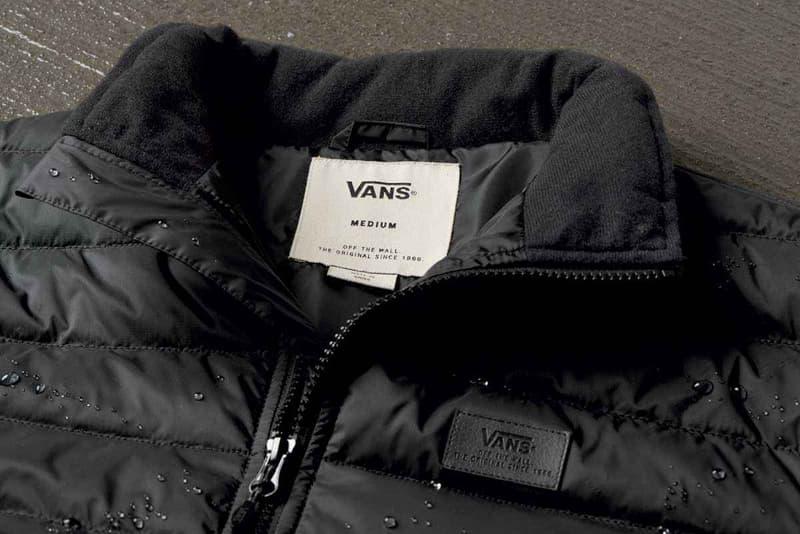 Vans All Weather MTE Footwear Apparel Collection 2016 Fall Sk8-Hi MTESk8-Hi 46 MTE Old Skool MTE jackets shoes