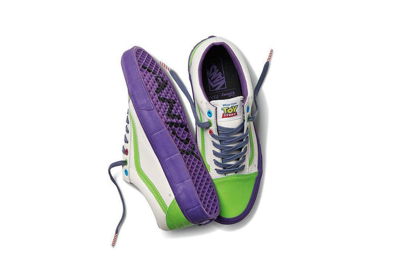'Toy Story' x Vans Collection
