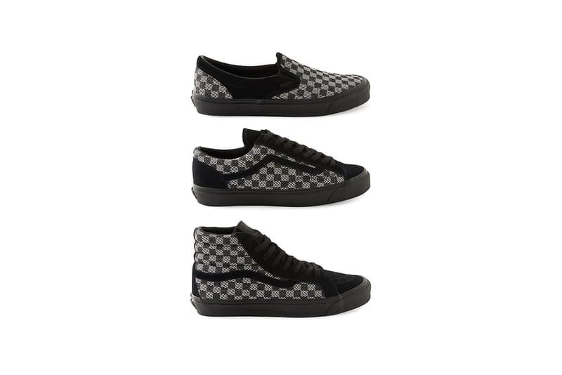 Steven Alan Nihon Menpu Vans Vault Classic Classic Slip On Style 36 Sk8 Hi