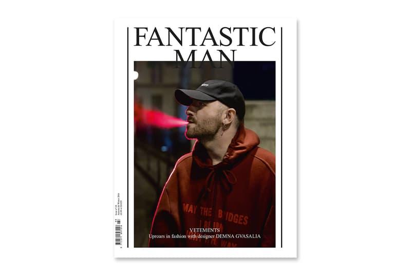 Demna Fantastic Man Cover