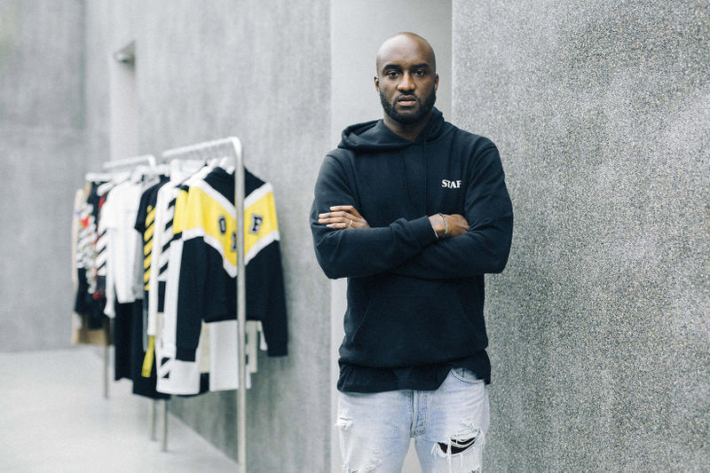 "Virgil Abloh s Triumphs Are Inspirational Feats That Fashion Needs to See. "" OFF-WHITE ... 57fe9e790"