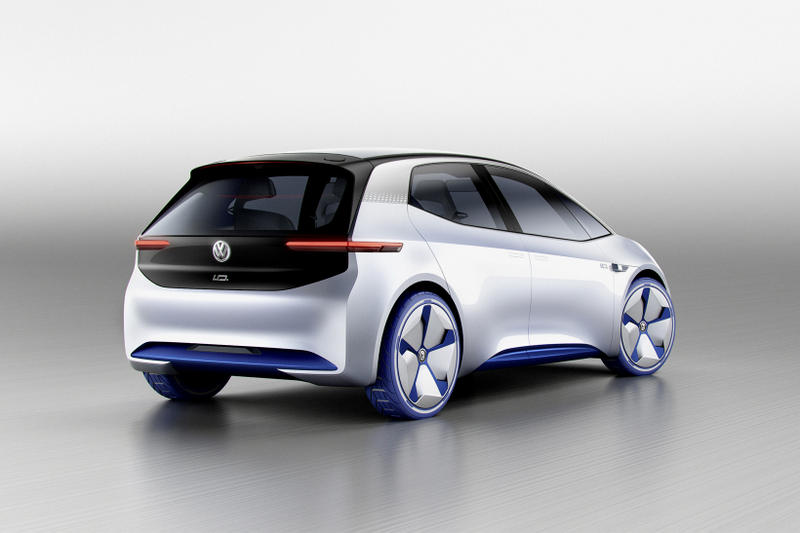 Volkswagen Electric MEB Concept