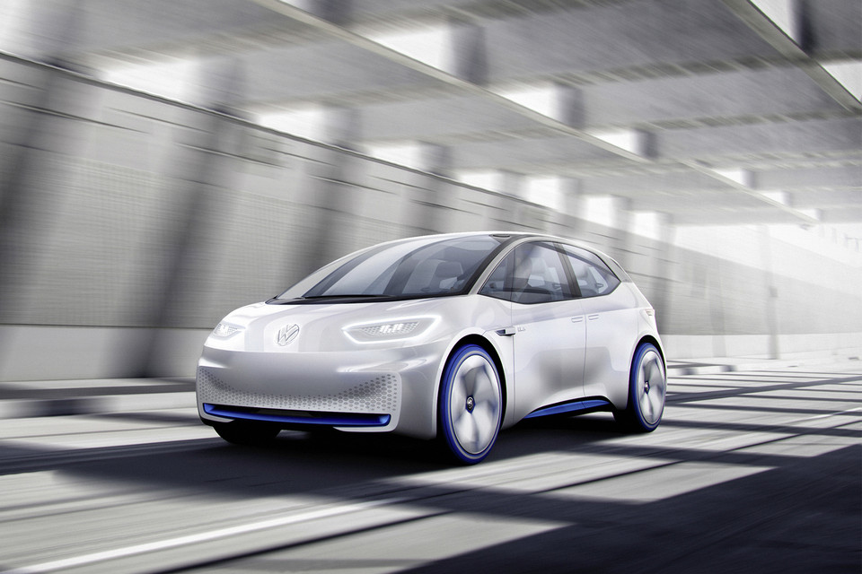 volkswagen i d  to launch in 2020  go fully autonomous by 2025