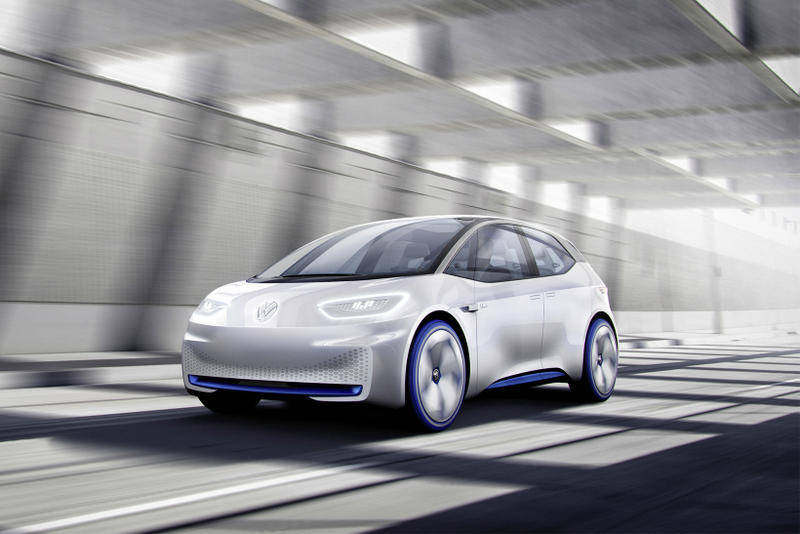 Volkswagen ID Fully Electric 2020 Autonomous 2025