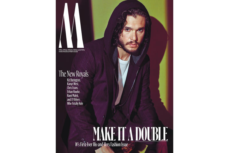 W Magazine Royals Issue Kit Harrington