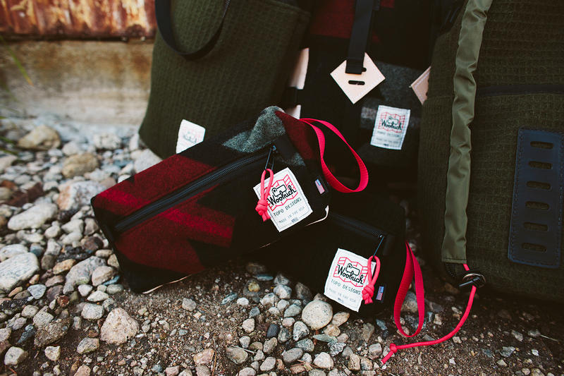 Woolrich Topo Designs Bags 2016 Fall Winter