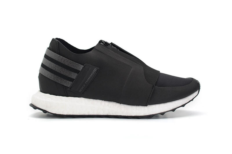 """Y-3 X-Ray Zip Low BOOST """"Core Black"""""""