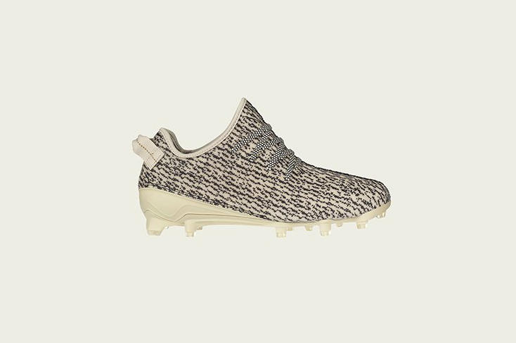 098ba856713 Yeezy 350 750 Cleats Football adidas Originals Kanye West Von Miller BOOST