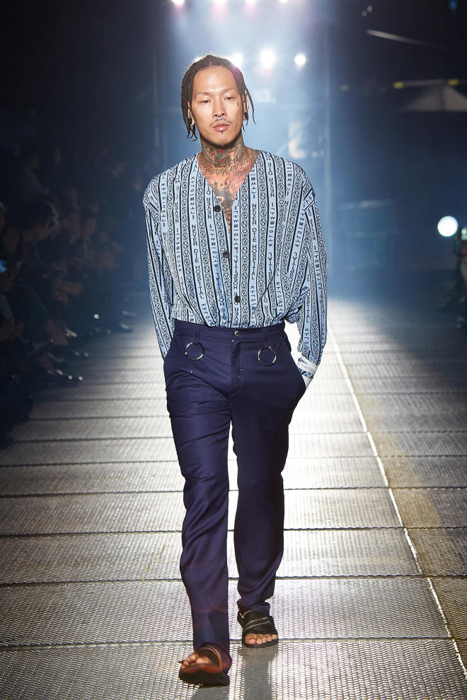 Bajowoo 99%IS Seoul Fashion Week