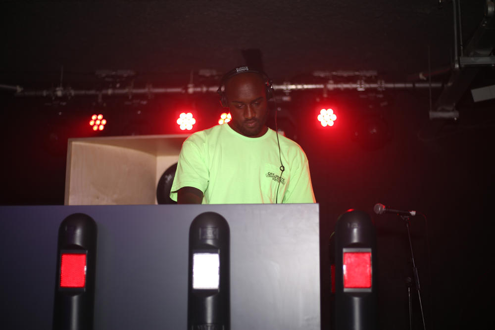 OFF-WHITE and Matchesfashion.com Party with Virgil Abloh