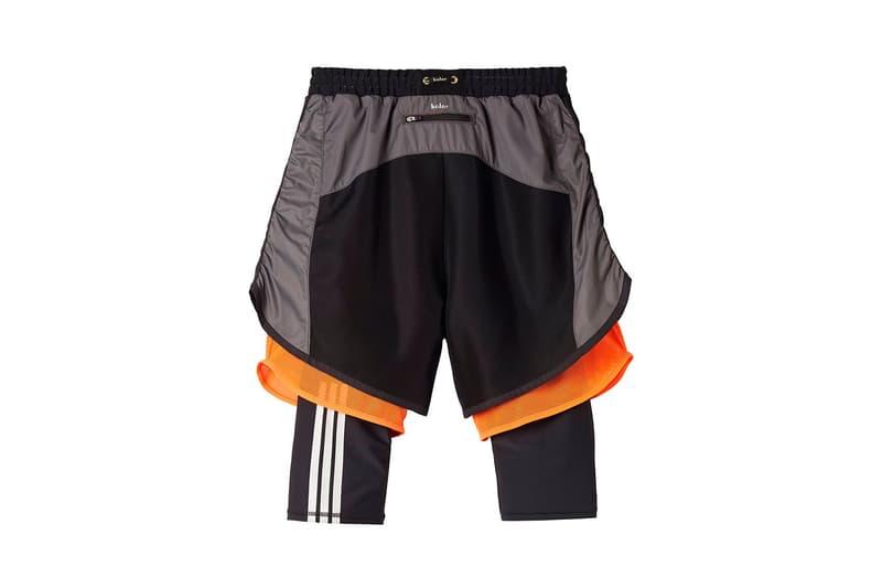 adidas by kolor fall/winter 2016 footwear t-shirt shorts