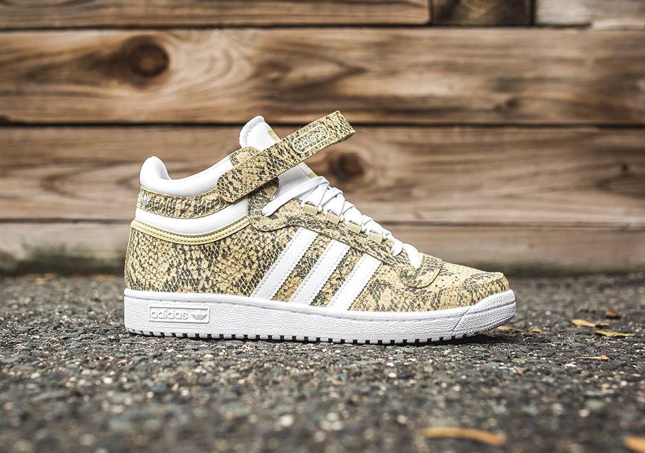nouvelle arrivee 44352 41d5b adidas Concord Mid II Snakeskin Sneakers | HYPEBEAST