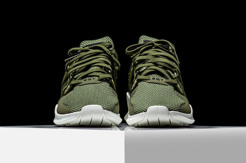 innovative design 067a9 7a7b3 adidas EQT Support ADV Olive Makes Its Stateside Debut ...
