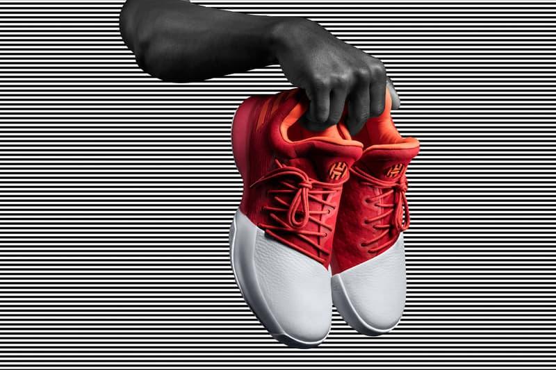 b15cd96337e adidas Unveils James Harden s Vol 1 Shoes