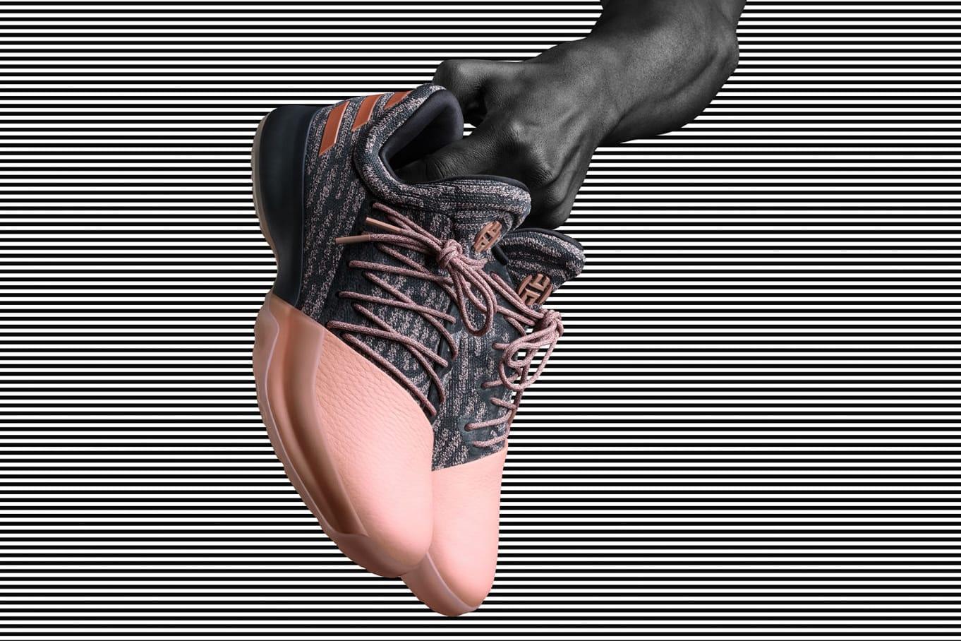 adidas Unveils James Harden's Vol 1