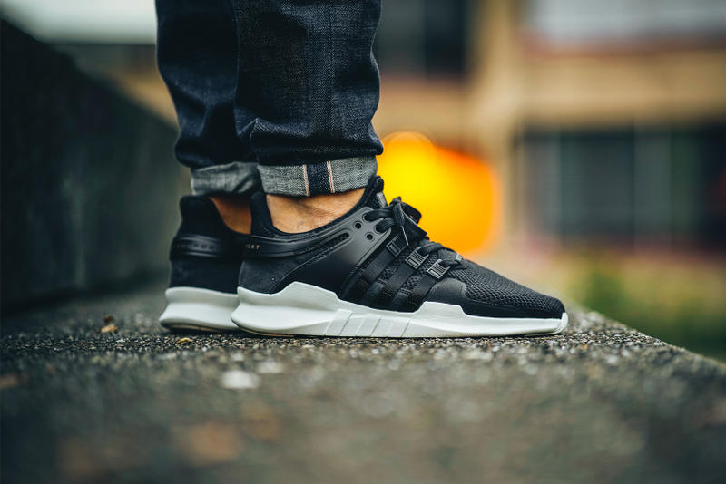timeless design 8fc9f 2ae5c adidas Originals EQT Support ADV Core Black