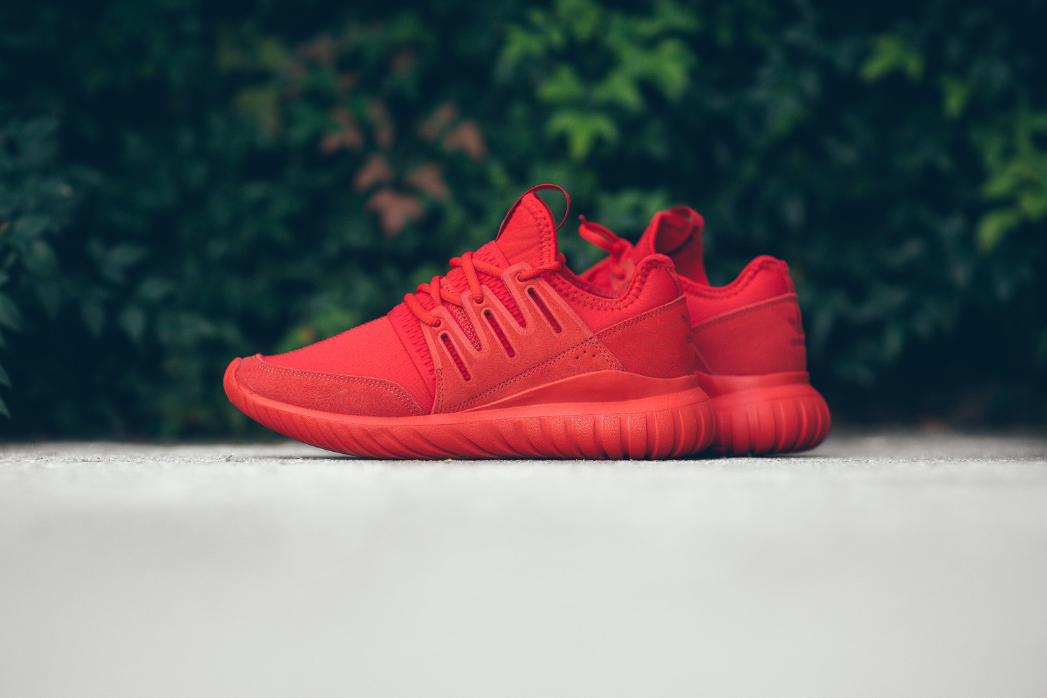 adidas Originals Tubular Radial \'Red October\'