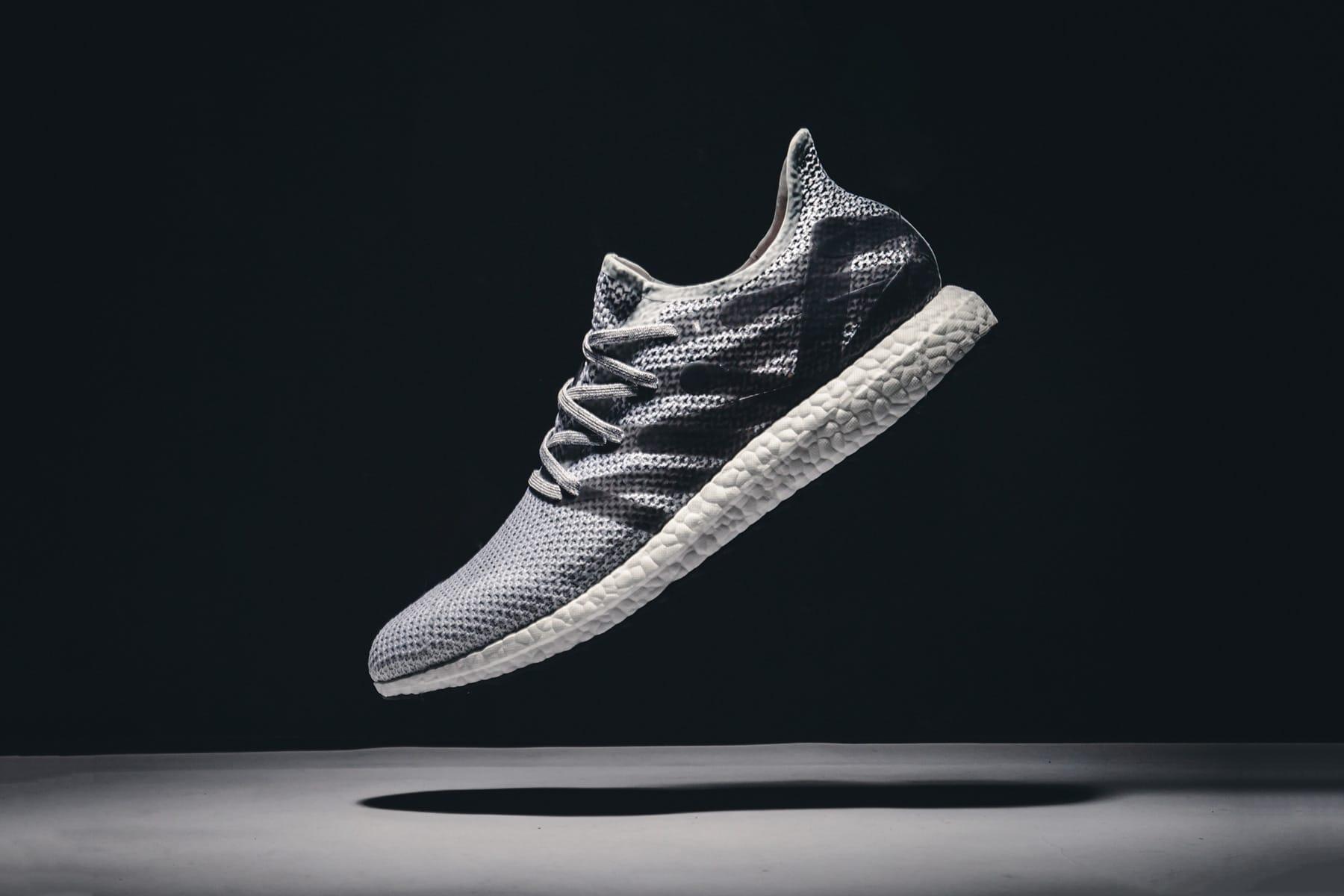 adidas SPEEDFACTORY and Futurecraft