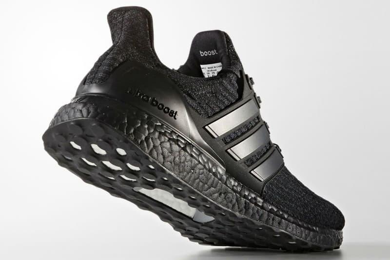 adidas Ultra Boost 3 0 Triple Black