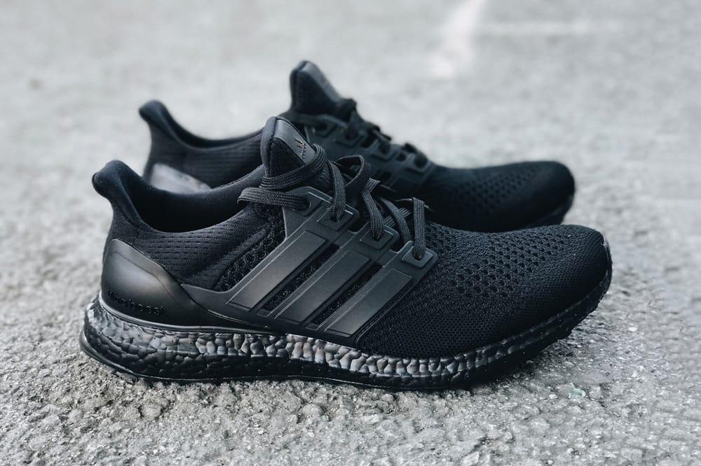 adidas Ultra Boost Triple Black | HYPEBEAST