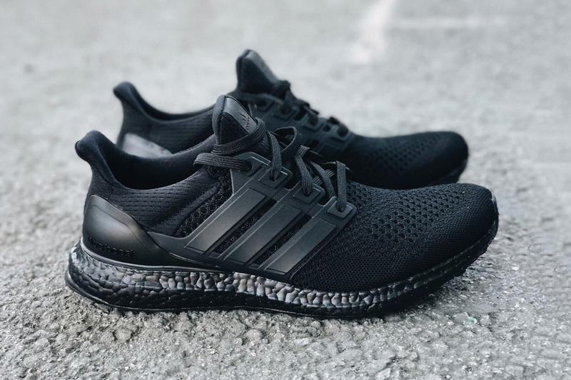 c7d096149052b adidas Ultra Boost Triple Black