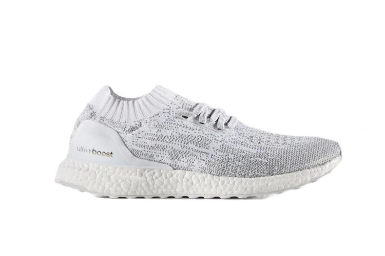 70091a8be83a5 adidas s Ultra Boost Uncaged Returns in a Cool White