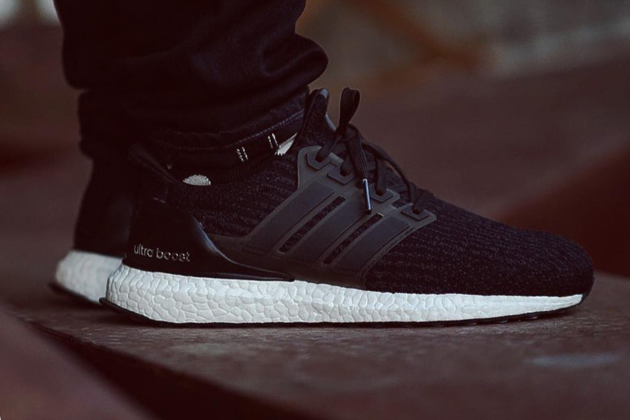 7b1bc3716 adidas Unveils the UltraBOOST 3.0 in Core Black