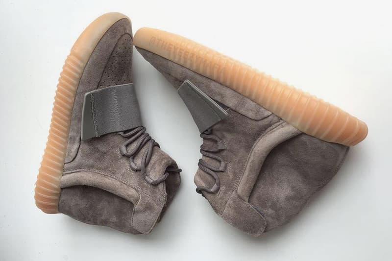 adidas Yeezy Boost 750 Light Brown gum sole