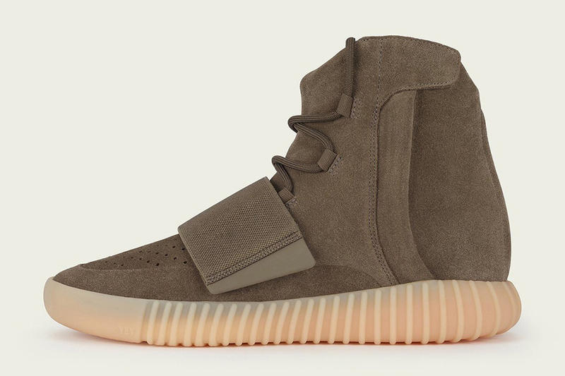 adidas Yeezy Boost 750 Light Brown Official Images