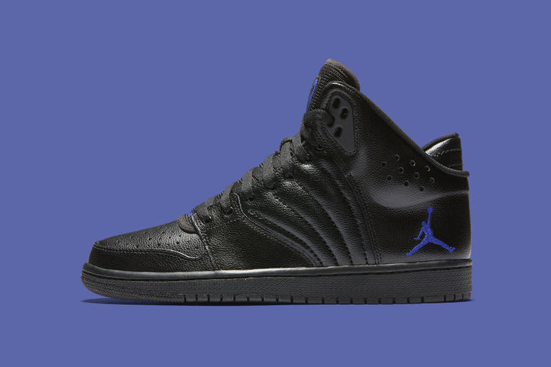 Air Jordan 1 Flight 4 Space Jam