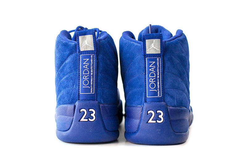 9f6dea709c1735 Air Jordan 12 Deep Royal