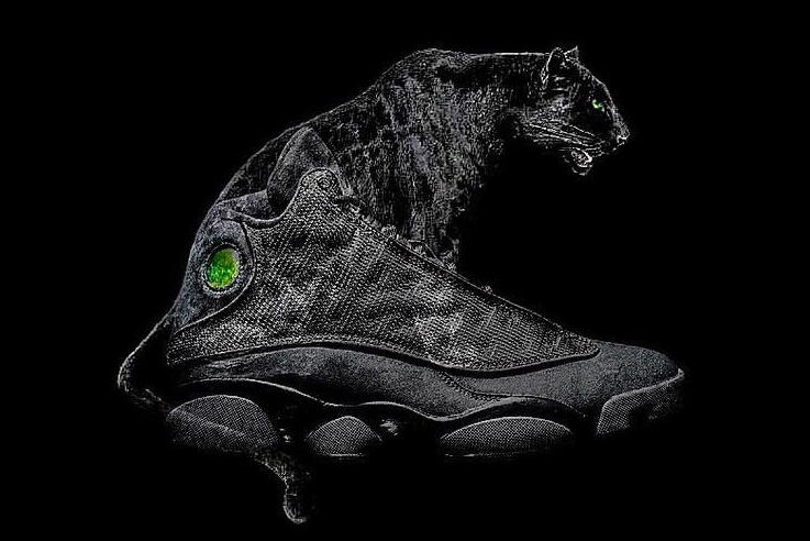timeless design 94ceb 87542 Air Jordan 13 Black Cat 2016 Michael Jordan Nike Jordan Brand. 1 of 3