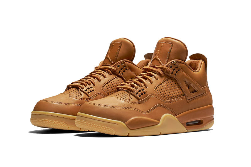 Air Jordan 4 Ginger