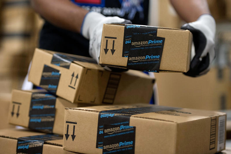 Amazon Prime China Launch