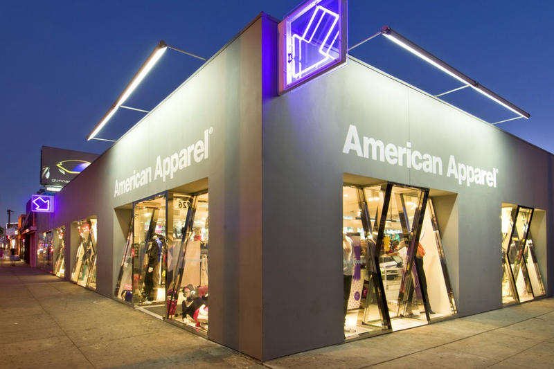 American Apparel Bankruptcy Again 2016