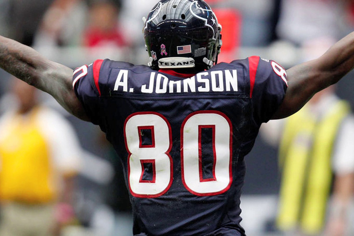Andre Johnson Retires Wide Receiver NFL ...