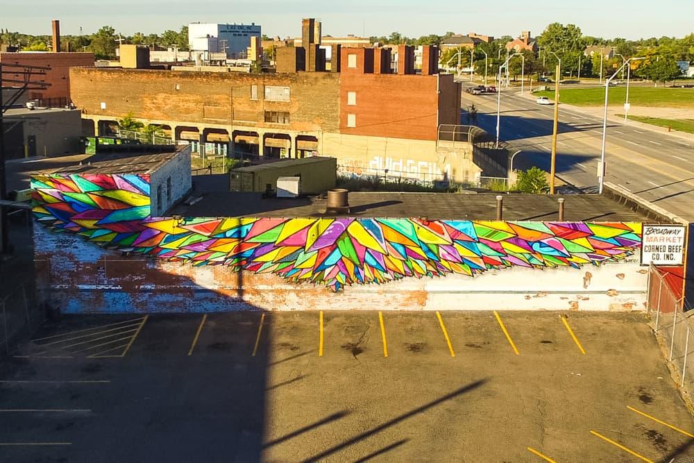 Detroit Mural in the Market 2016