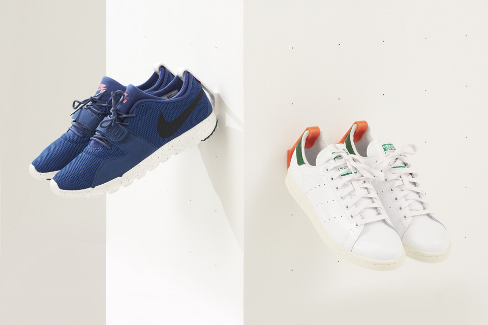Staeckler Creates a Fresh New Way to Store Your Sneakers