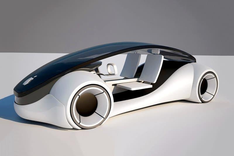 Apple Project Titan Self Driving Car No More