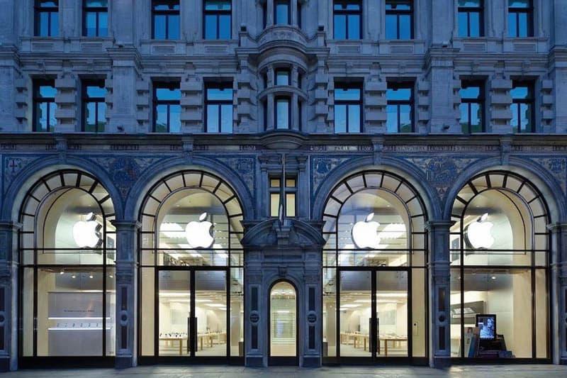 Apple London Regent Street Flagship Store