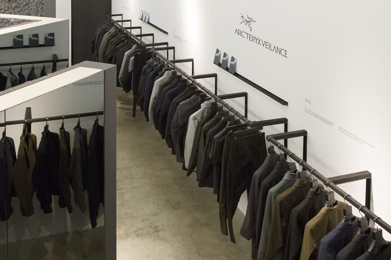 Arc'teryx Veilance Snarkitecture Concept Store Interview Daniel Arsham