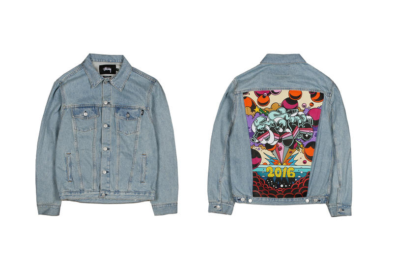 Bodega Series_ Exhibition Zine Denim Jacket