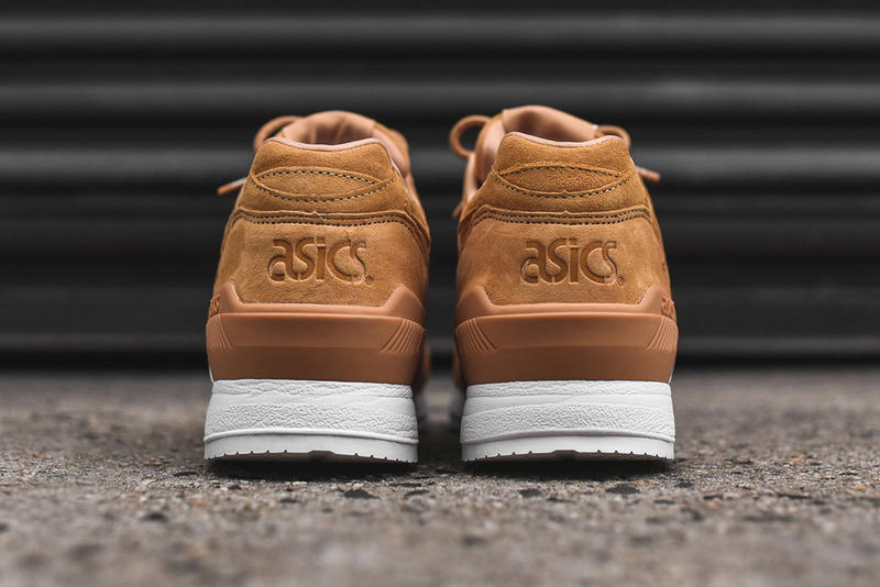 "ASICS GEL-Respector ""Clay"" brown white"