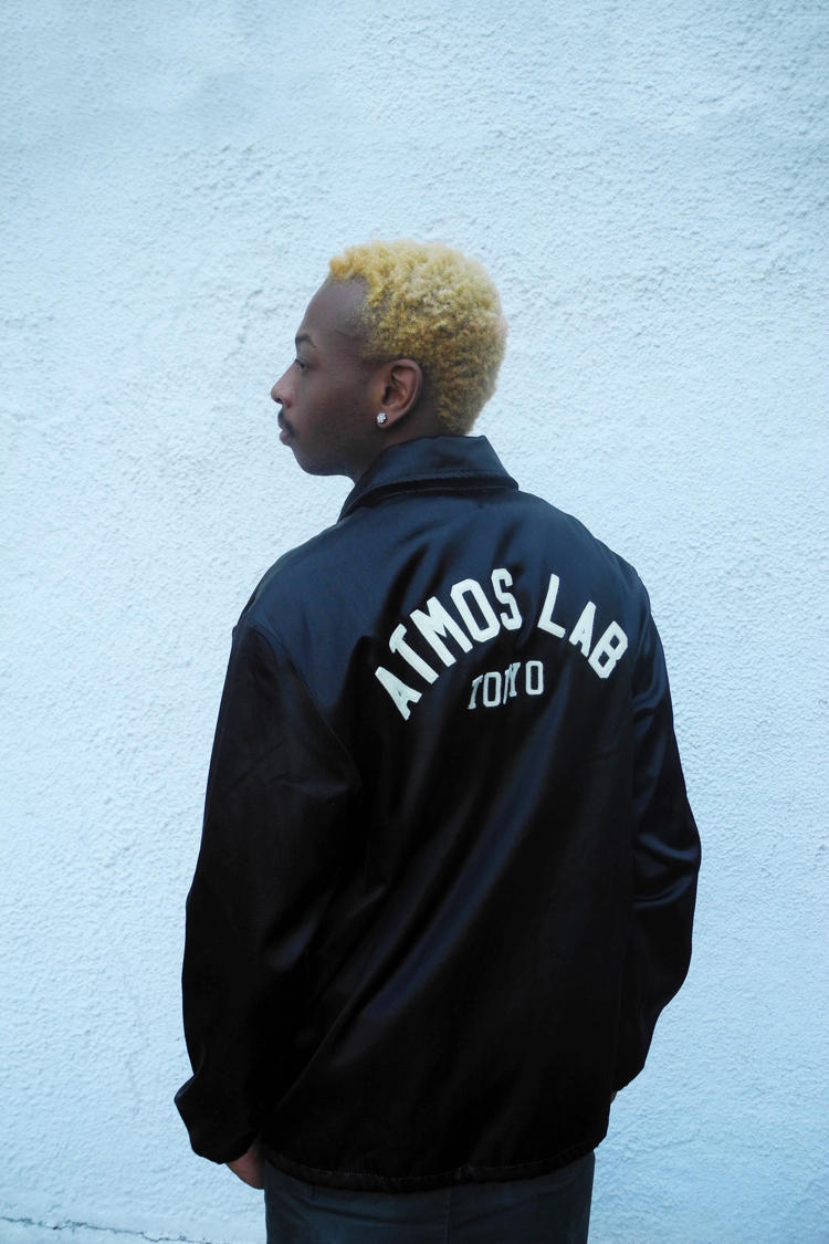 atmos Lab Ebbets Field Flannels 2016 Satin Jacket Collection