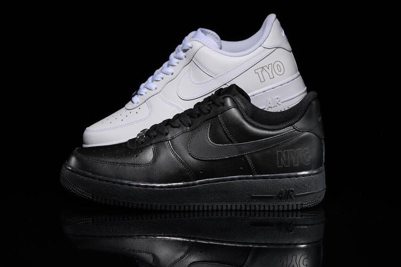 atmos Nike Air Force 1 Low atmoscon City Pack